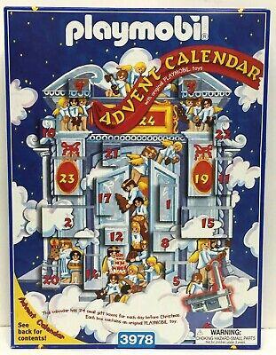 Playmobil Advent Calendar  3978 With Original Playmobil Toys BRAND NEW - SEALED