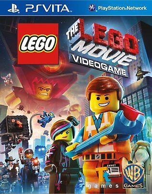 Lego - The LEGO Movie Videogame PSV  Playstation Vita PSVita  !!!! NEU+OVP !!!!!