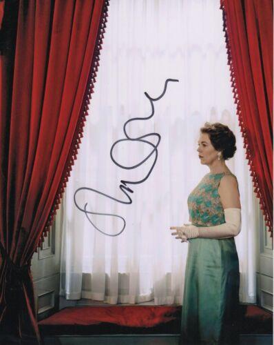 Olivia Colman The Crown Autographed Signed 8x10 Photo COA 2019-21