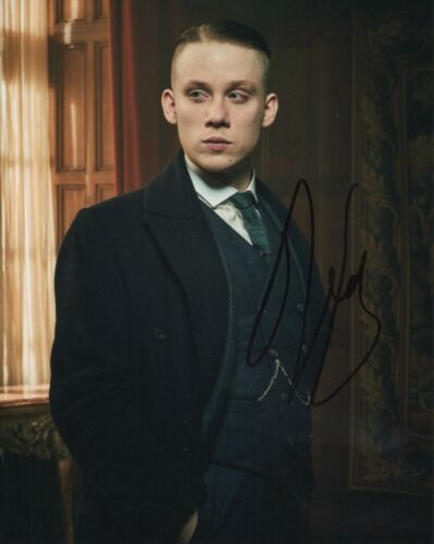Joe Cole Peaky Blinders Autographed Signed 8x10 Photo COA 2019-3
