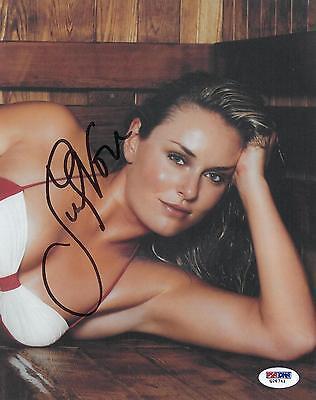 Lindsey Vonn Signed Authentic Autographed 8X10 Photo  Psa Dna   Q26741