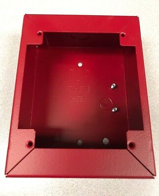 Simplex 2975-9178 Red Back Box For Pull Station
