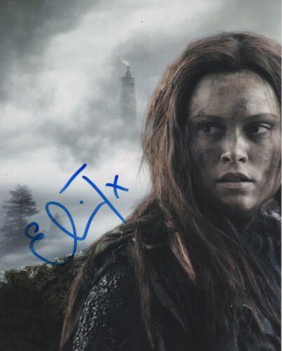 Eliza Taylor The 100 Autographed Signed 8x10 Photo COA 2020-1