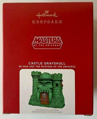2021 Hallmark Keepsake Ornaments GraySkull (Masters Of The Universe)