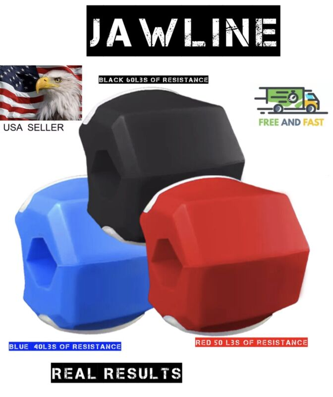 Facial Toner, Exercise & Exerciser 3 Levels | Jaw Line Jawline Trainer