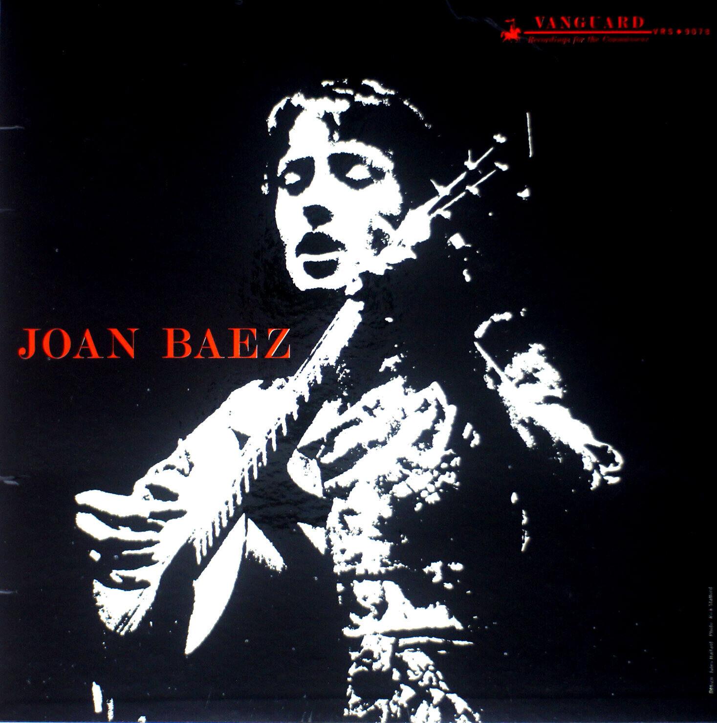 Joan Baez - Joan Baez G/VG 07-1139 Vinyl LP - $12.00