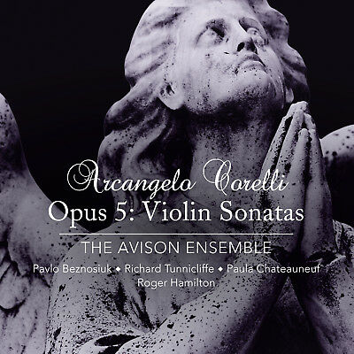 Arcangelo Corelli Violin Sonatas op.5 The Avison Ensemble Linn Records 2