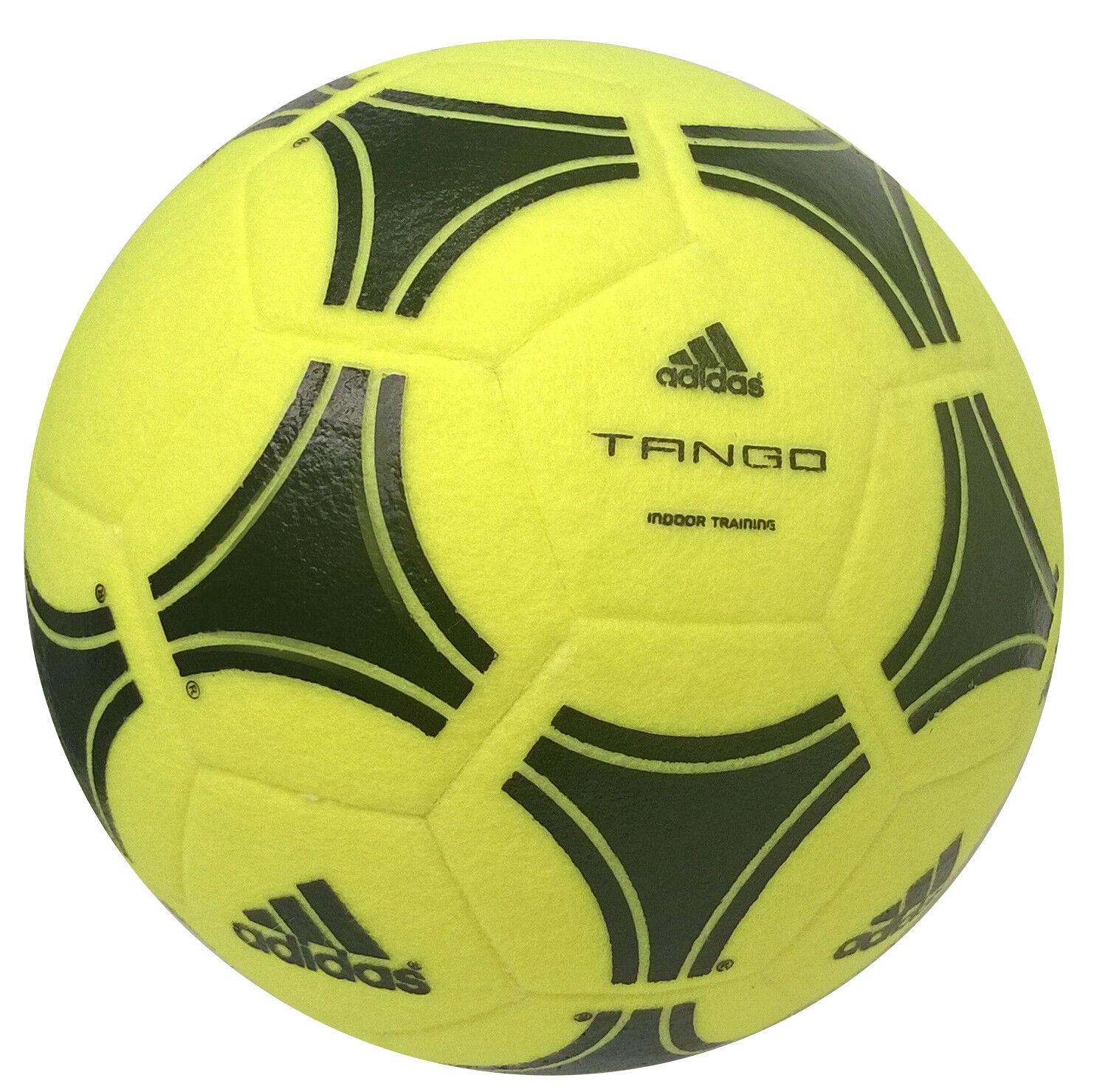 INDOOR ADIDAS HALLENFUSSBALL FILZBALL FILZ BESCHICHTUNG TANGO HALLENBALL FUßBALL