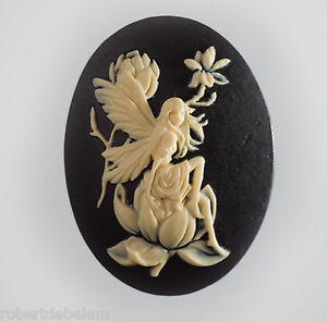 FAIRY - silicone mould - sugarcraft, cake topper, fimo - silicone mold (4)