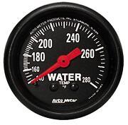 Autometer Water Temp Gauge