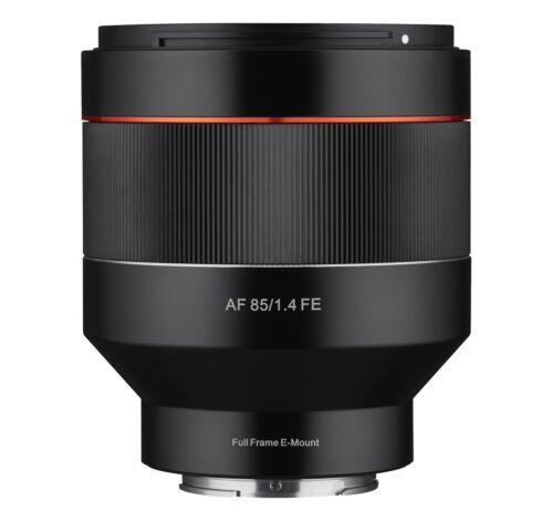 Samyang AF 85mm F1.4 High Speed Lens for Sony E Mount - SYIO85AF-E
