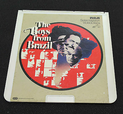 The Boys from Brazil - RCA SelectaVision Video Disc