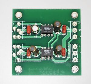 Unbalanced-to-balanced-stereo-assembled-board-ultra-low-distortion-DRV134PAx2