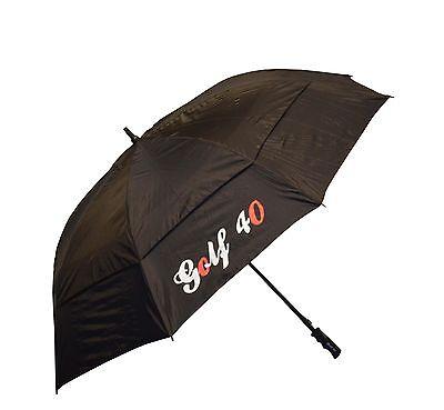 █▬█ █ ▀█▀ XXL CARBON Schirm Golfschirm Regenschirm Sonderpreis WOW manuell GS01
