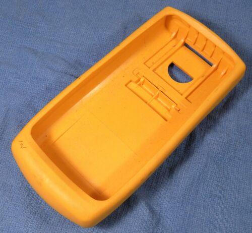 "Genuine Fluke Meter Protective Holster Case Yellow 3-1/2"" x 7-1/4"""