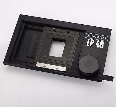 Цифровые задние стороны Resolution LP48 Digital