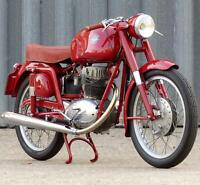 1958 MV AGUSTA 175 SPORTS MONOALBERO CS. A TRULY GLORIOUS & RARE CLASSIC.