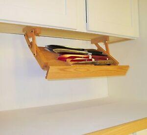 Ultimate-the-Kitchen-Storage-Under-Cabinet-Knife-Rack