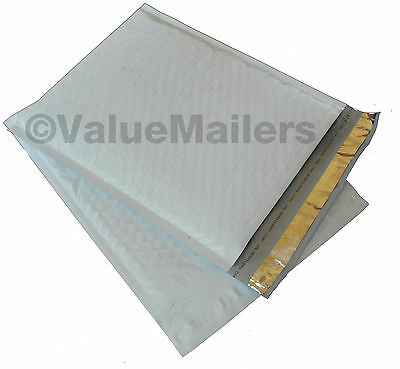 100 Size 2 8.5x12 Poly Bubble Mailers Plastic Envelopes Airjacket Brand