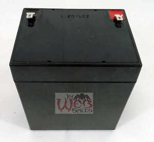 new casil ca1240 12v 4ah first alert adt alarm system upgreade battery ebay. Black Bedroom Furniture Sets. Home Design Ideas
