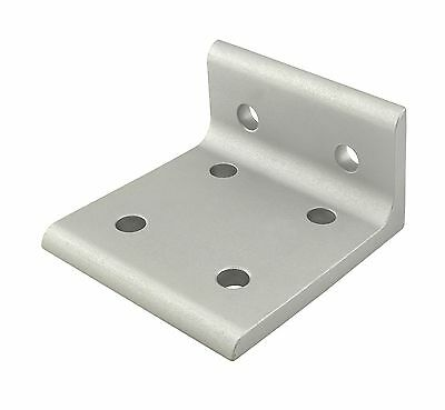 8020 Inc T-slot Aluminum 6 Hole Wide Inside Bracket 15 Series 4375 N