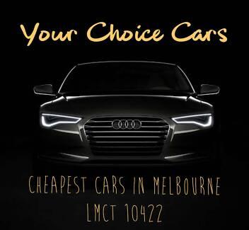 Your Choice Cars