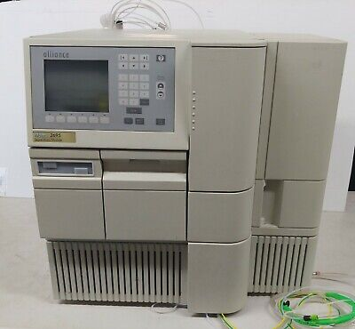 Waters Alliance 2695 Hplc Separation Module Column Heater W 996 Photodiode
