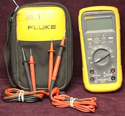 Fluke 28 Ii True Rms Industrial Digital Multimeter
