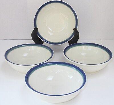 Pfaltzgraff Northwinds 4 soup/cereal bowls