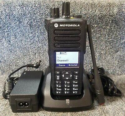 Motorola Xpr7580 800900 Mhz Digital Dmr Mototrbo Very Good Buy 1 To 9 Units