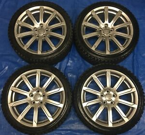 """2012 Audi A4 / S4 OEM 18"""" Wheels *Amazing Condition*"""
