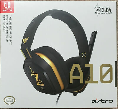 Astro Gaming A10 Wired Stereo Gaming Headset Legend Of Zelda...
