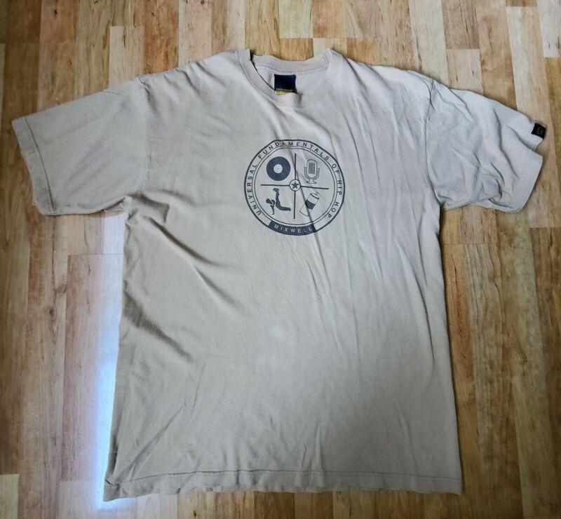 VINTAGE original MIXWELL XL t-shirt
