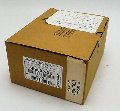 Heidenhain 599502-03 Rotary Encoder