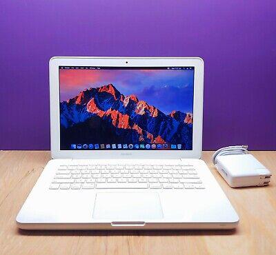 "EXCELLENT Apple MacBook 13"" | INTEL 2.26GHZ | 4GB RAM | 500GB | 3 YEAR WARRANTY!"