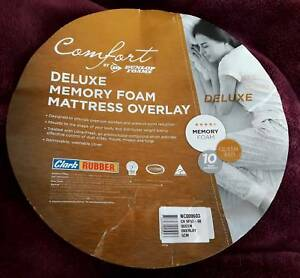 clark rubber foam mattress gumtree australia free local classifieds