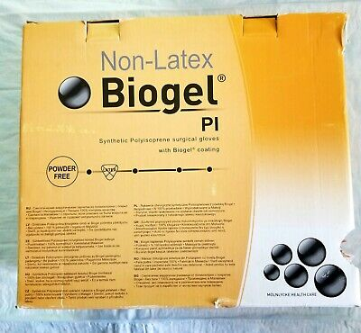 Biogel Surgical Gloves Size 9 - Sold In Box Of 40