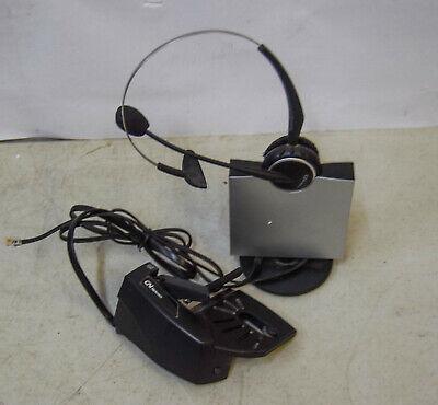 GN Netcom GN9120 Mono 2.4GHz Wireless SoundTube Phone Headset 2.4 Ghz Wireless Phone