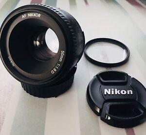 FS: Nikkor/Nikon 50mm f/1.8D