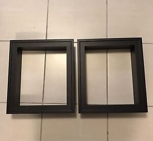 Shadow Boxes - Black frame Balmoral Brisbane South East Preview
