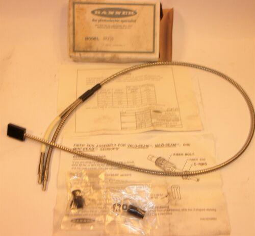 Banner BR23S Fiber Assembly, Optic Sensor Cable, Photoelectric