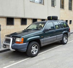 1997 Jeep Grand Cherokee Wagon Cremorne Yarra Area Preview