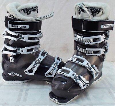 79c66f3fe2 Rossignol Kiara Sensor 80 New Women s Ski Boots Size 22.5  633604