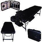 Table de massage portable aluminium DELUXE