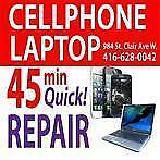 Fix Cellphones. Repair phones, Fix Cellphones, Repair on the spot, Open Ad for price list, Repair on the spot,4166280042