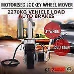 NEW 12V MOTORIZED TRAILER & RV BOAT DOLLY MOVING HITCH BATTERY POWERED