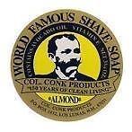 Perma Brand Corp Colonel Conk Almond Glycerin Shave Soap CC-