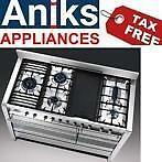 Smeg  A3XU6 48in Dual Fuel Range. Reg $7478 Sale $6270 pay NO TAX. Call (416) 901-7557 http://www.aniksappliances.com/p