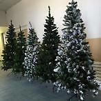 New Christmas Tree 6 & 7 Feet Choose From Various Styles