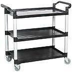 UTILITY BUS CART - BLACK OR GREY BRAND NEW - FREE SHIPPING